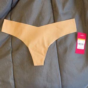 Commando underwear